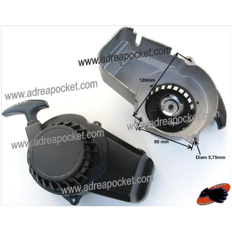 lanceur-aluminium-pocket-bike